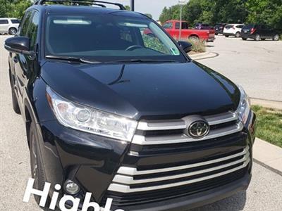 2019 Toyota Highlander lease in Prairie Village,KS - Swapalease.com