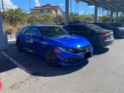 2019 Honda Civic lease in Oceanside,CA - Swapalease.com