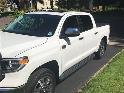 2018 Toyota Tundra lease in Lawrenceville,NJ - Swapalease.com