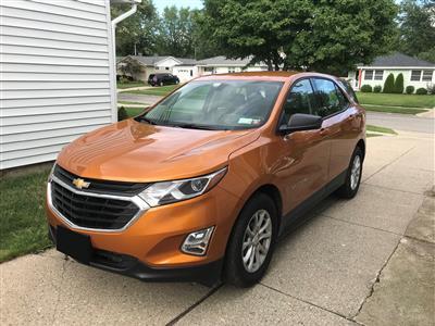 2019 Chevrolet Equinox lease in Tonawanda,NY - Swapalease.com