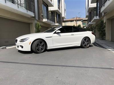 2018 BMW 6 Series lease in West Hollywood,CA - Swapalease.com