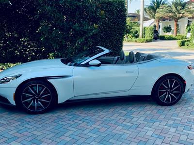 2019 Aston Martin DB11 lease in Boca Raton,FL - Swapalease.com