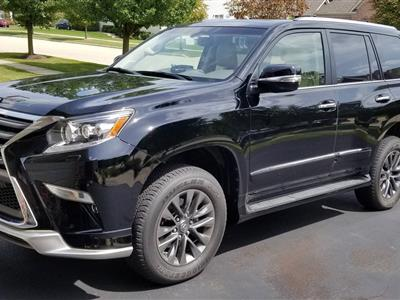 2018 Lexus GX 460 lease in Algonquin,IL - Swapalease.com