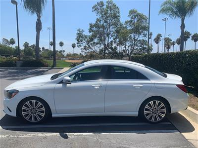 2018 Mercedes-Benz CLA Coupe lease in Encinitas,CA - Swapalease.com