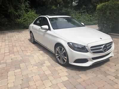 2018 Mercedes-Benz C-Class lease in Weston,FL - Swapalease.com