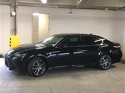 2018 Lexus GS 350 F Sport lease in New York,NY - Swapalease.com