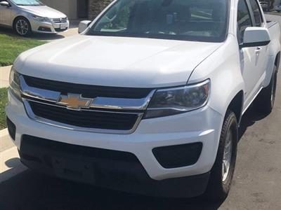 2018 Chevrolet Colorado lease in Desert Hot Springs,CA - Swapalease.com