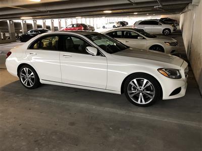 2018 Mercedes-Benz C-Class lease in Arlington ,VA - Swapalease.com