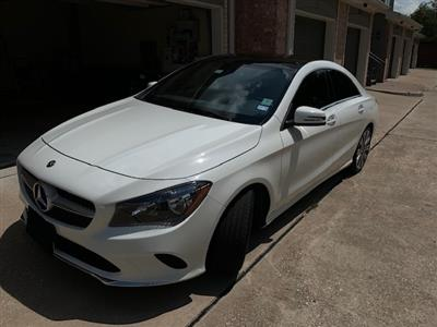 2018 Mercedes-Benz CLA Coupe lease in Houston,TX - Swapalease.com