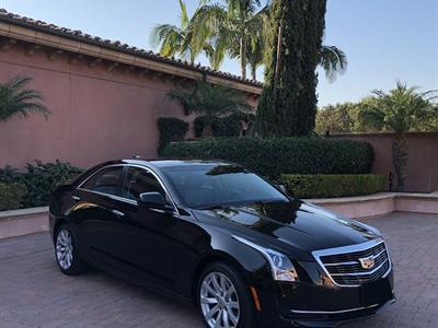2018 Cadillac ATS lease in San Diago,CA - Swapalease.com