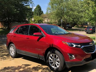 2019 Chevrolet Equinox lease in Gahanna,OH - Swapalease.com