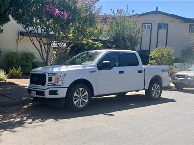 2018 Ford F-150 lease in San Jose,CA - Swapalease.com