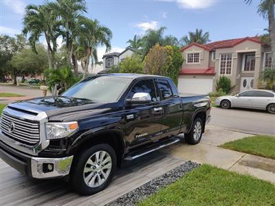 2017 Toyota Tundra lease in Miami,FL - Swapalease.com