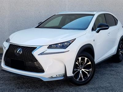 2017 Lexus NX 200t lease in Valley Village,CA - Swapalease.com