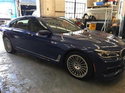 2018 BMW 7 Series ALPINA B7 lease in queens village,NY - Swapalease.com