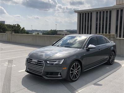 2018 Audi S4 lease in Cary,NC - Swapalease.com