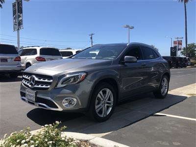 2018 Mercedes-Benz GLA SUV lease in Huntington Beach,CA - Swapalease.com