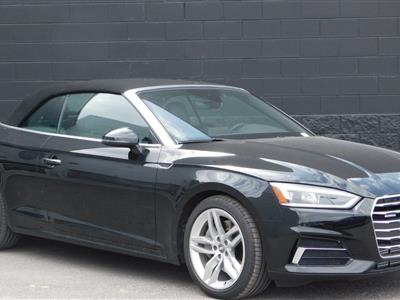 2018 Audi A3 Cabriolet lease in San Fracisco,CA - Swapalease.com