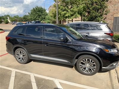 2017 Mitsubishi Outlander Sport lease in Cypress,TX - Swapalease.com