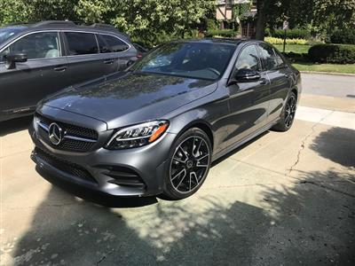 2019 Mercedes-Benz C-Class lease in Burlington,VT - Swapalease.com