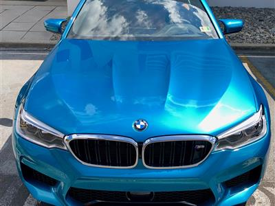 2019 BMW M5 lease in Rockville,MD - Swapalease.com