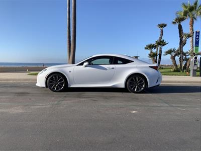 2019 Lexus RC 350 lease in Newport Beach,CA - Swapalease.com