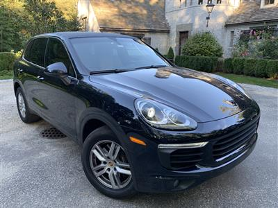 2018 Porsche Cayenne lease in New Canaan,CT - Swapalease.com