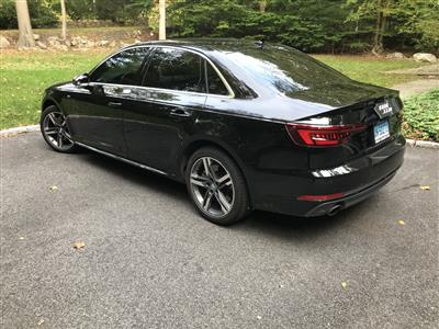 2018 Audi A4 lease in New Canaan,CT - Swapalease.com
