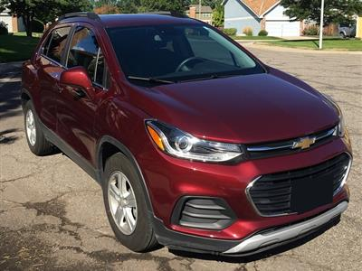 2017 Chevrolet Trax lease in Arvada,CO - Swapalease.com