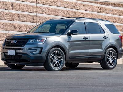 2017 Ford Explorer lease in Scottsdale,AZ - Swapalease.com