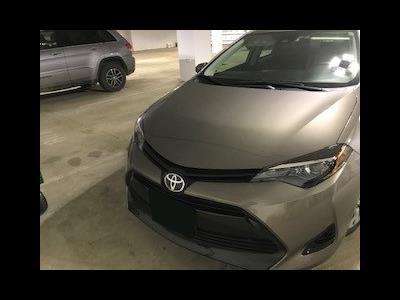 2018 Toyota Corolla lease in Iowa City,IA - Swapalease.com