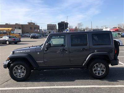 2017 Jeep Wrangler Unlimited lease in New York,NY - Swapalease.com