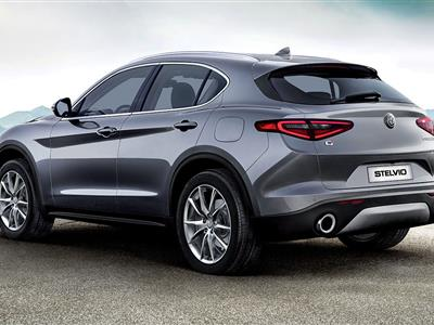 2018 Alfa Romeo Stelvio lease in Mountain House,CA - Swapalease.com