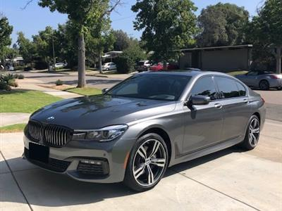 2018 BMW 7 Series lease in Orange,CA - Swapalease.com