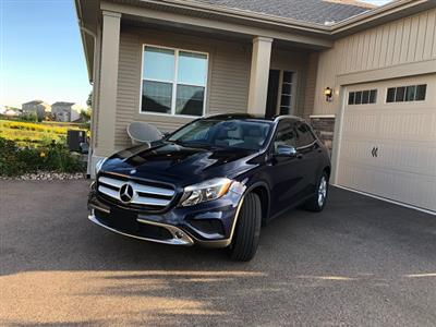 2017 Mercedes-Benz GLA SUV lease in Savage,MN - Swapalease.com