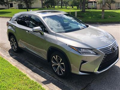 2017 Lexus RX 350 lease in Tampa,FL - Swapalease.com