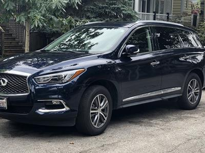 2017 Infiniti QX60 lease in Chicago,IL - Swapalease.com