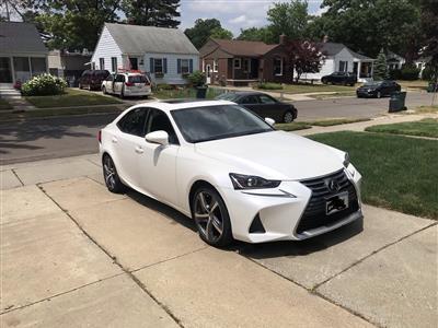 2017 Lexus IS 300 lease in Ferndale,MI - Swapalease.com