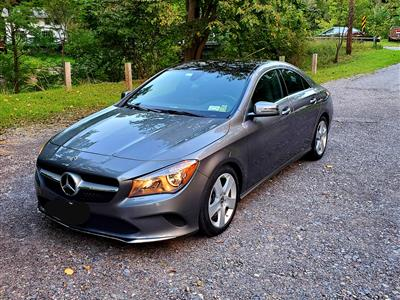 2018 Mercedes-Benz CLA Coupe lease in Lansing,NY - Swapalease.com
