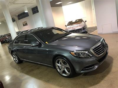 2017 Mercedes-Benz S-Class lease in Pittsburgh,PA - Swapalease.com