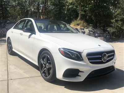 2019 Mercedes-Benz E-Class lease in WOODLAND HILLS,UT - Swapalease.com