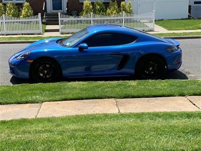 2018 Porsche 718 lease in Mineola,NY - Swapalease.com