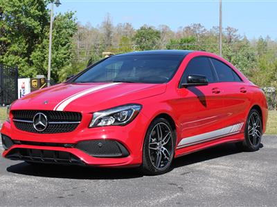 2019 Mercedes-Benz CLA Coupe lease in Dunedin,FL - Swapalease.com