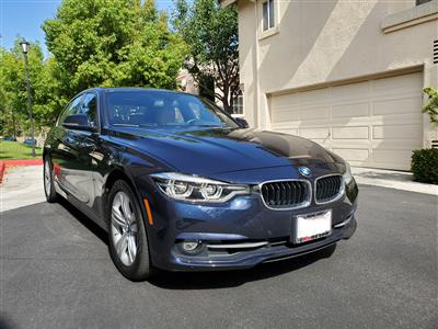 2017 BMW 3 Series lease in Aliso Viejo,CA - Swapalease.com