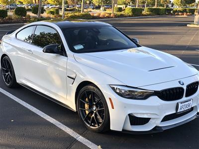 2019 BMW M4 CS lease in Paso Robles,CA - Swapalease.com
