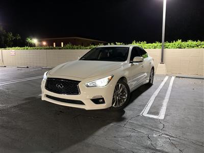 2018 Infiniti Q50 lease in Woodland Hills,CA - Swapalease.com