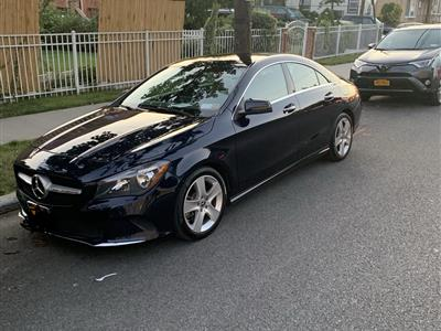 2018 Mercedes-Benz CLA Coupe lease in Brooklyn,NY - Swapalease.com