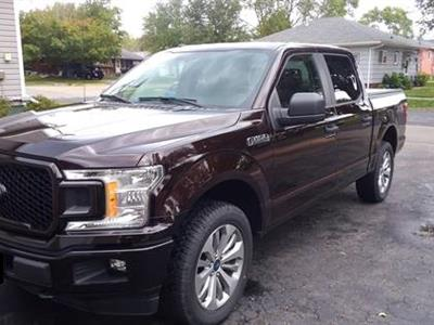 2018 Ford F-150 lease in Marshfield,WI - Swapalease.com
