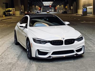 2019 BMW M4 CS lease in Glendale,CA - Swapalease.com