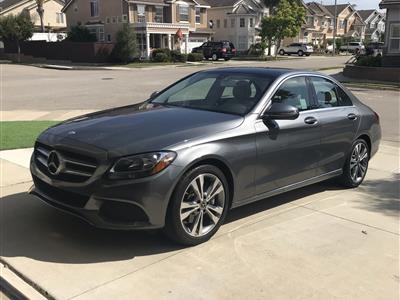 2017 Mercedes-Benz C-Class lease in Ventura,CA - Swapalease.com